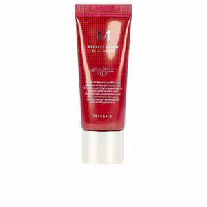 PERFECT COVER bb cream SPF42 #21-light beige 20 ml