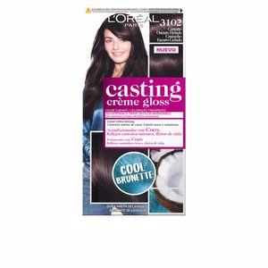 CASTING CREME GLOSS #310-cool dark brown
