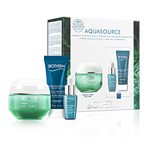 AQUASOURCE GEL set 3 pz