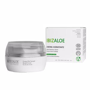 Face moisturizer IBIZALOE hidratante activa SPF 15 Ibizaloe