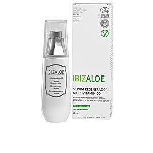 Anti aging cream & anti wrinkle treatment IBIZALOE serum regenerador intense+ Ibizaloe