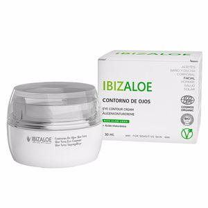 Eye contour cream IBIZALOE contorno de ojos revitalizante Ibizaloe