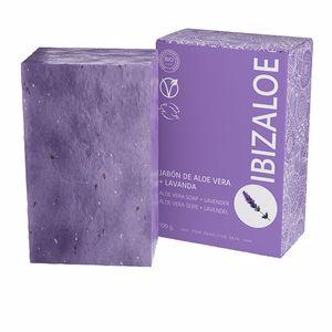 Gel de baño IBIZALOE jabón de Aloe Vera + Lavanda Ibizaloe