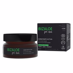 Gesichts-Feuchtigkeitsspender IBIZALOE MAN hidratante activa