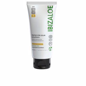 Body IBIZALOE protección solar ecológica SPF15 Ibizaloe