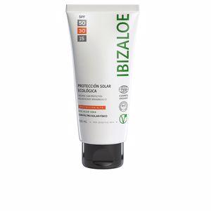 Body IBIZALOE protección solar ecológica SPF30 Ibizaloe