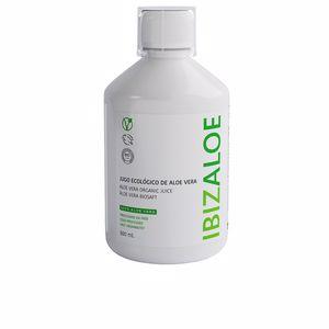 Nahrungsergänzungsmittel IBIZALOE jugo ecológico de Aloe Vera 99.98%