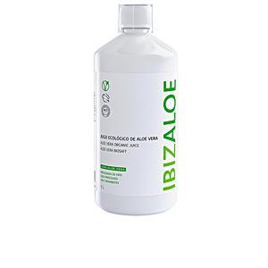 Drinki IBIZALOE jugo ecológico de Aloe Vera 99.98% Ibizaloe