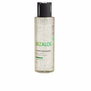 Moisturizing shampoo IBIZALOE champú reparador Ibizaloe