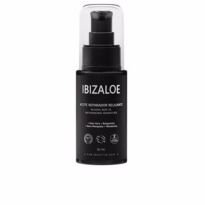 Idratante corpo IBIZALOE aceite reparador relajante Ibizaloe