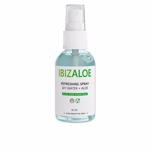 Hidratante corporal IBIZALOE sky water body mist Ibizaloe