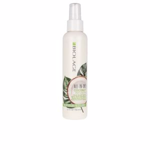 Tratamiento antiencrespamiento - Tratamiento brillo - Protección cabellos teñidos ALL-IN-ONE coconut infusion multi-benefit spray Biolage