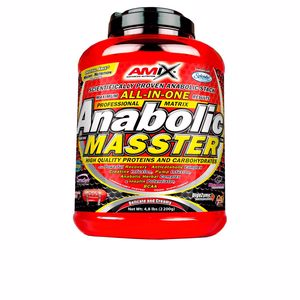 Amino-acids and proteins ANABOLIC MASSTER #chocolate