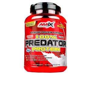 Whey concentrate PREDATOR PROTEIN #fresa Amix