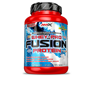 Isolated whey protein - Whey concentrate WHEY PRO FUSION #moca-chocolate-café Amix