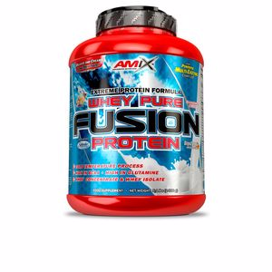 Isolated whey protein - Whey concentrate WHEY PRO FUSION #vainilla Amix