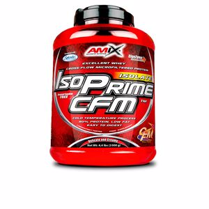 Isolated whey protein ISOPRIME CFM ISOLATE #vainilla