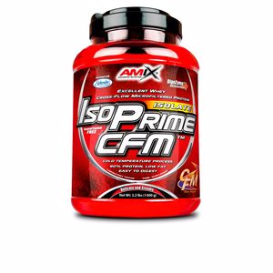 Isolated whey protein ISOPRIME CFM ISOLATE #chocolate Amix