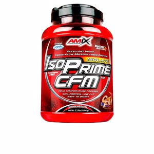 Isolated whey protein ISOPRIME CFM ISOLATE #fresa Amix