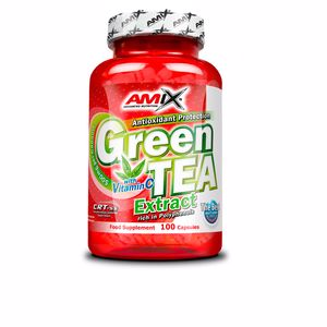 Complemento vitamínico GREEN TEA EXTRACT WITH VITAMIN C Amix