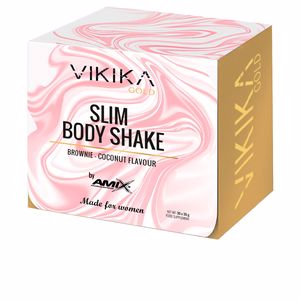 Proteina sierica isolata SLIM BODY SHAKE #brownie-coco Vikika Gold