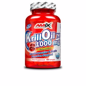 Omegas and fatty acids KRILL OIL Amix