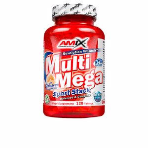 Vitamins - Minerals and trace elements MULTI MEGASTACK Amix