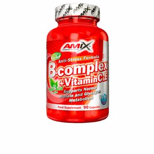 Complemento vitamínico B COMPLEX Amix