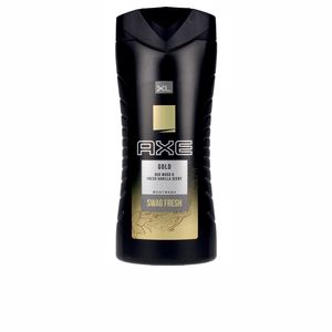 Bagno schiuma GOLD FRESH VANILLA shower gel Axe