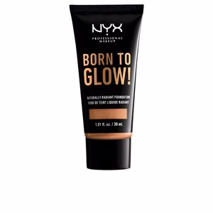 BORN TO GLOW naturally radiant foundation #camel