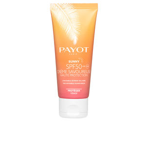 Faciais SUNNY crème savoureuse SPF50 Payot
