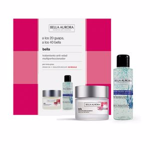 Anti blemish treatment cream - Anti aging cream & anti wrinkle treatment BELLA DIA PIEL NORMAL/SECA SET Bella Aurora