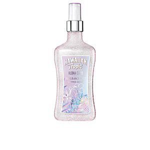 Hawaiian Tropic ALOHA COCO fragrance mist shimmer edition perfume