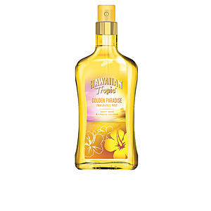 Hawaiian Tropic GOLDEN PARADISE fragrance mist perfume