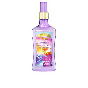 ISLAND RESORT fragance mist brume parfumée 250 ml