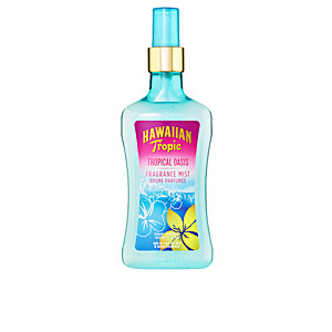 Hawaiian Tropic TROPICAL OASIS fragrance mist perfume