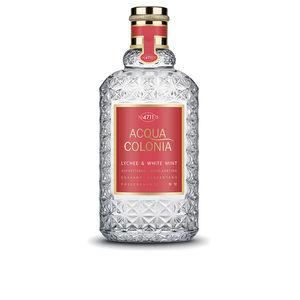 ACQUA COLONIA LYCHEE & WHITE MINT eau de cologne vaporizador 50 ml