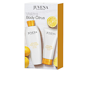 Skincare set VITALIZING BODY CITRUS SET Juvena
