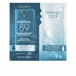 Face mask MINÉRAL 89 masque fortifiant recuperateur Vichy Laboratoires