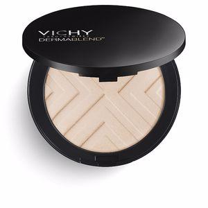 Foundation makeup DERMABLEND COVERMATTE fond de teint poudre compacte Vichy Laboratoires