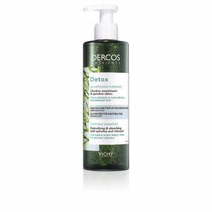 Champú purificante DERCOS DETOX shampooing purifiant Vichy