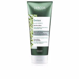 Après-shampooing démêlant DERCOS DETOX baume légèreté Vichy Laboratoires