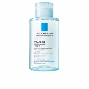 Micellar water EFFACLAR eau micellaire ultra peaux grasses La Roche Posay