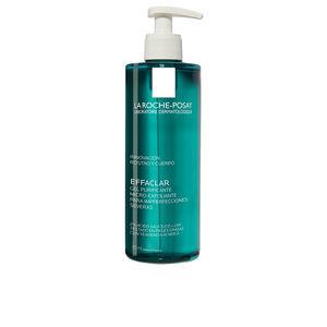 Face scrub - exfoliator EFFACLAR gel purifiant micro-peeling La Roche Posay