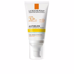 Visage ANTHELIOS ANTI-IMPERFECTIONS gel-crème correct SPF50+ La Roche Posay