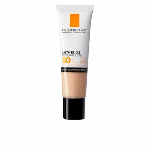 Foundation makeup ANTHELIOS MINERAL ONE couvrance hydratation SPF50+ La Roche Posay
