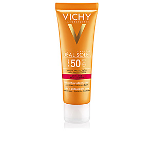 Ochrona Twarzy IDÉAL SOLEIL anti-âge SPF50 Vichy Laboratoires