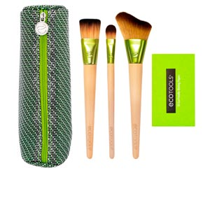 Set per il make-up TRAVEL AND GLOW beauty kit COFANETTO Ecotools