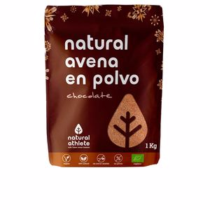 Farinhas e cereais AVENA EN POLVO #chocolate Natural Athlete