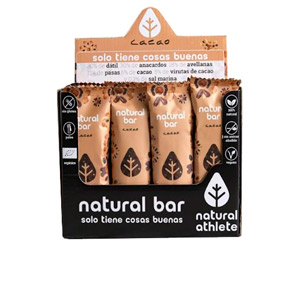 Barre BARRITAS ORGÁNICAS #CACAO COFFRET Natural Athlete